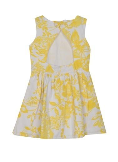 Zeyland Elbise Sarı
